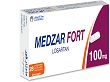 MEDZAR FORT Comp Pell Sec 100mg/bte28